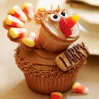24 Thanksgiving Cupcake Recipes & Ideas
