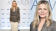 Michelle Pfeiffer, casi irreconocible en los WWD Beauty Inc Awards 2019