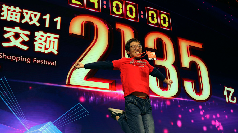 Alibaba posts $13 billion in sales within first hour of 2019 Singles' Day