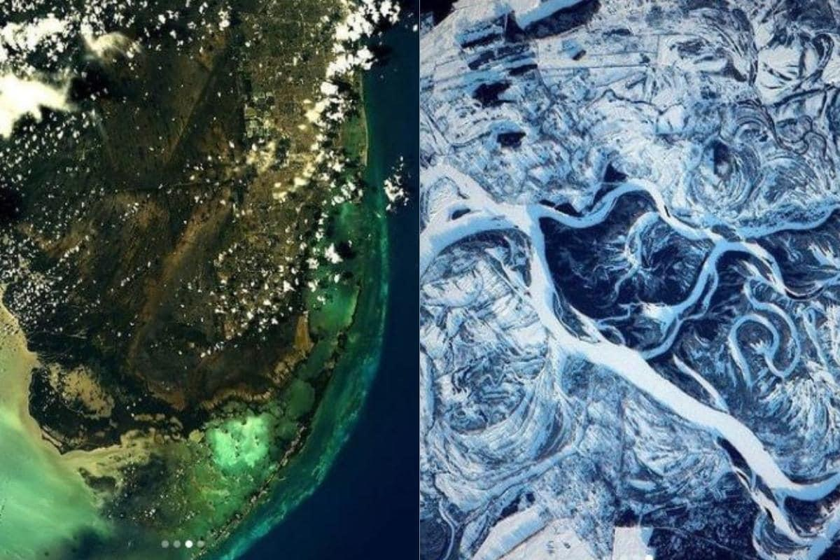NASA Shares Photos of What Earth Looks Like From the International Space Center