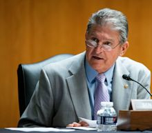 INTERVIEW: Joe Manchin says he's 'very much concerned' about inflation and the national debt. He's not committing to Democrats' $3.5 trillion spending plan yet.