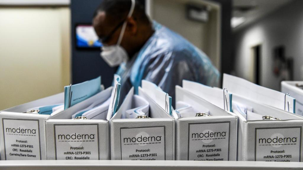 Moderna's Covid-19 vaccine nearly 95% effective, trials show