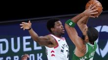 Los Celtics frenan a los Raptors 122-100