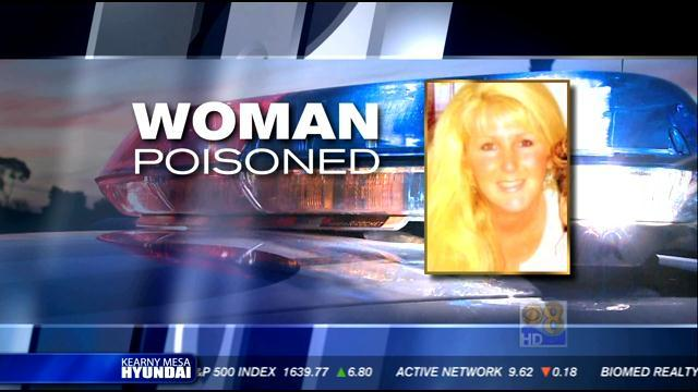 Woman mysteriously poisoned, husband under microscope