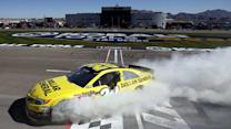 Kenseth celebrates his birthday in victorious fashion