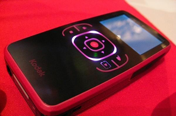 Kodak Zx1 pocket HD cam and Z980 zoomer hands-on