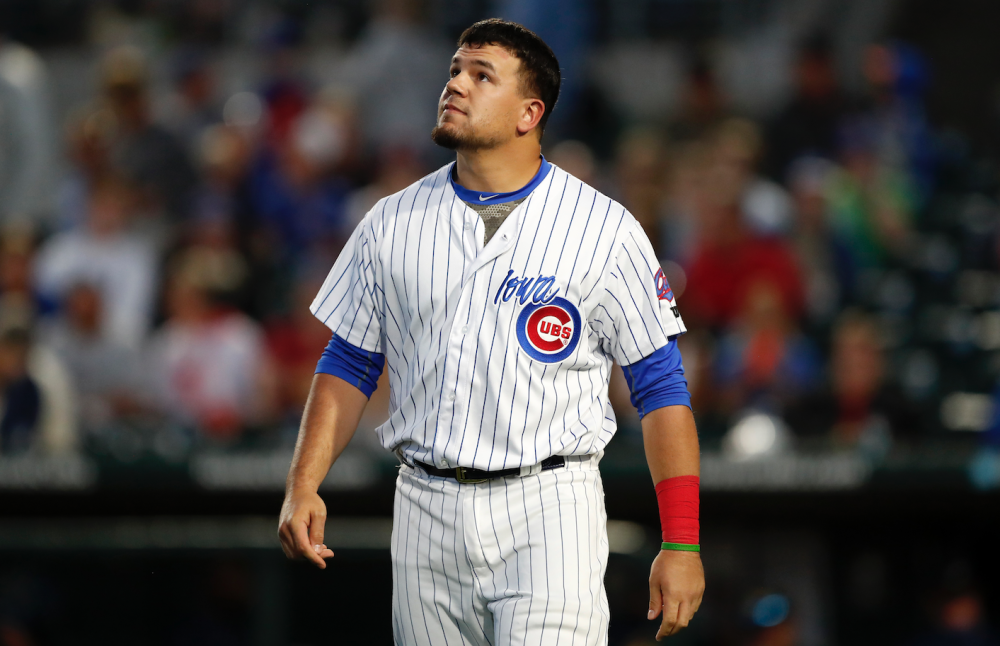 Are things finally looking up for Kyle Schwarber?