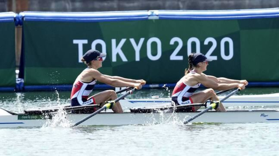 JO Tokyo 2021 EN DIRECT : Laura Tarantola et Claire Bové en argent en aviron... Ça s'est joué à la photo finish...
