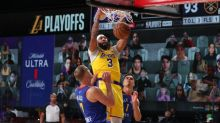 Anthony Davis scores 37 as it was all too easy for Lakers in blowout win