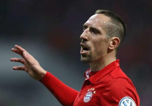 """Ribery si dà una 'scadenza': """"Tra 2-3 anni mi ritiro"""""""