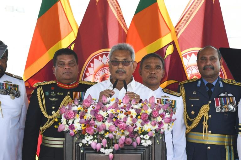 PM phones new Lankan president