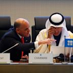 Oil rises as OPEC & allies agree to deeper production cuts