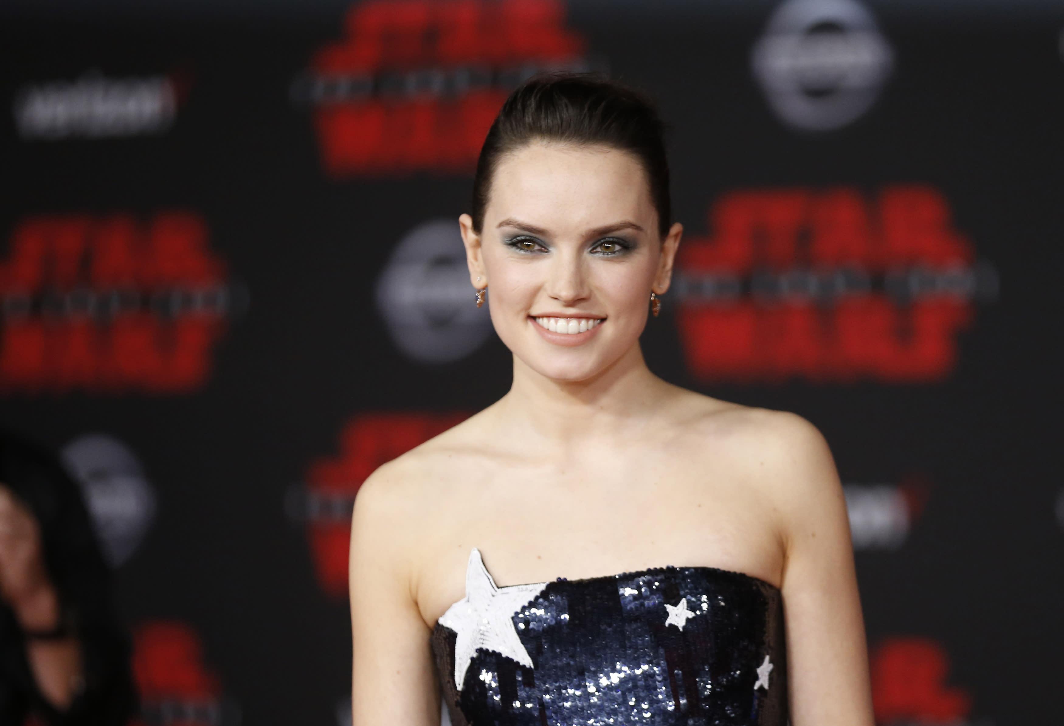 Daisy Ridley says Rey's 'Star Wars' ending felt 'really right'