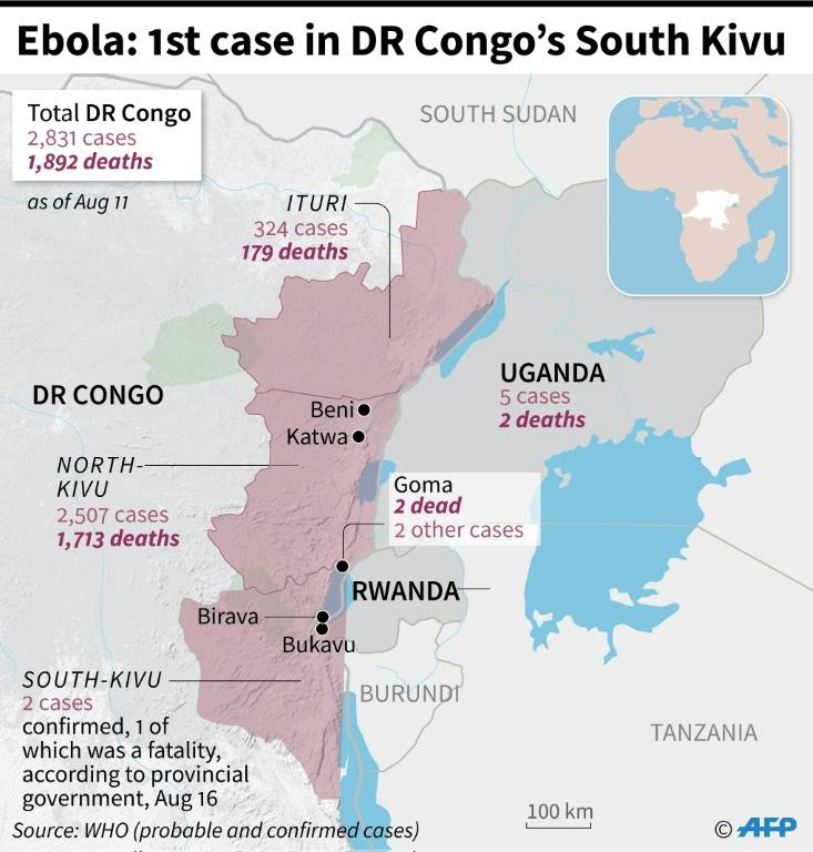 Could New Ebola Treatments Bring Hope to Congo?