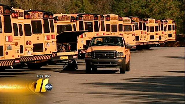 Senate budget would delay new school buses