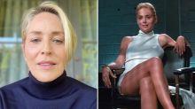 """A sus 62 años, Sharon Stone defiende la belleza física y lamenta el fin de la """"era del flirteo"""""""