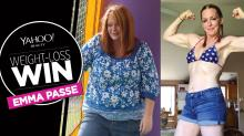 How Instagram helped this woman lose 135 pounds