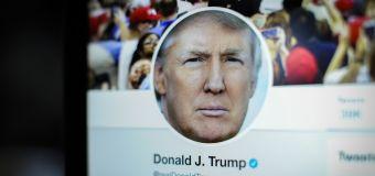 Who is the man behind @realDonaldTrump?