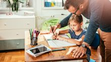 Is children's homework too hard for parents?