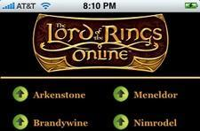 A look at iPhone Apps making use of LotRO's XML data