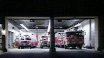 2001: Brooklandville Firefighters Mourn Brethren