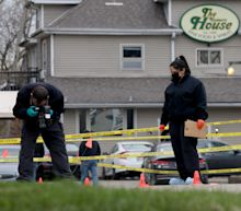 Suspect arrested after manhunt for shooter who killed 3 people at tavern in Kenosha, Wisconsin