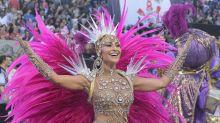 Sabrina Sato, Ellen Rocche e Erika Januza brilham entre as musas que desfilaram no 2º dia de Carnaval