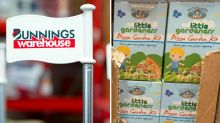 Bunnings launches new range of $6 collectables