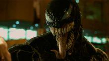 Tom Hardy se transforma en Venom en el primer (y oscuro) tráiler del villano de Spider-Man