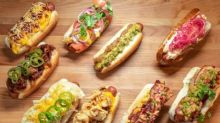 Dashing Dogs: Aramark Celebrates National Hot Dog Day, July 17, with 12 of the Hottest Hot Dogs Available at Major League Ballparks