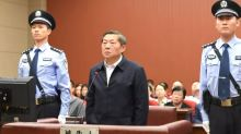 China's former internet tsar Lu Wei pleads guilty to corruption