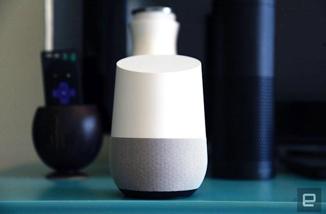 Google Assistant now helps with your shopping on Google Home (updated)