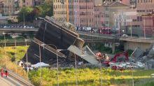 Brückeneinsturz in Genua: Erste Anwohner kehren zurück