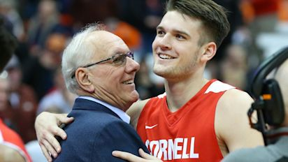 Boeheim's son leaving Cornell amid pandemic