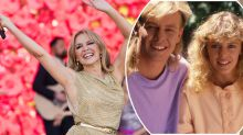 From Neighbours to superstar singer: Kylie Minogue's dazzling career