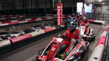 Wagamama owner wins race for takeover of go-karting group