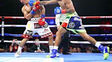 Miguel Berchelt punishes Miguel Román with 9th-round TKO to retain WBC super featherweight title