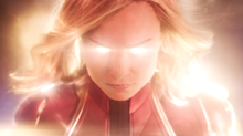 'Captain Marvel' rules UK box office with highest opening weekend for a Marvel origin movie