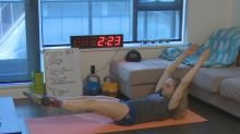 Shuttered by coronavirus emergency, B.C. fitness businesses go online
