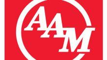 AAM Awarded Jaguar Land Rover Excellence Award