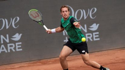 El español Carballés Baena pierde ante Soonwoo en el Serbia Open