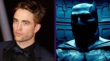 Ya es oficial: Robert Pattinson es el nuevo Batman