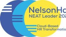 NelsonHall Recognizes ADP as a Leader in the Efficiency Focused NEAT Graph for Cloud-Based HR Transformation Services 2020 Evaluation