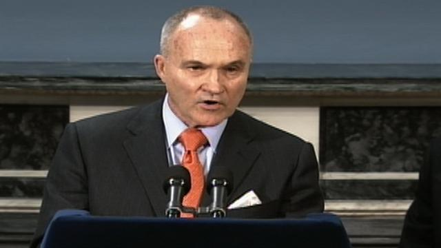 NYPD Commissioner: Times Square was target of Boston suspects