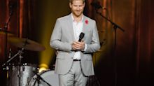 Prince Harry turns to stand-up comedy in virtual appearance alongside Jon Stewart and Tiffany Haddish