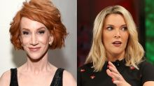 Kathy Griffin taunts Megyn Kelly over infamous 'Santa just is white' remark