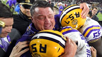 Why beating Alabama meant so much to LSU