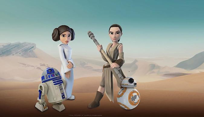 'Star Wars' characters are teaching kids to code