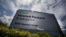 HPE Reports Sales That Miss Estimates on Weak Server Demand