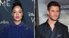 Tessa Thompson Joins Chris Hemsworth in 'Men in Black' Spinoff